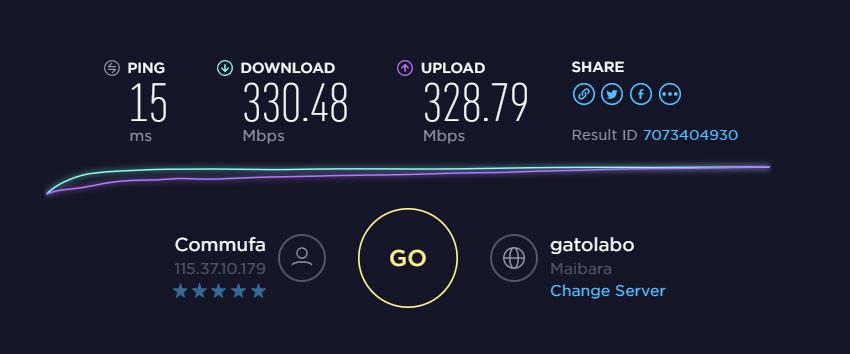 闇(ADSL)の世界脱出!